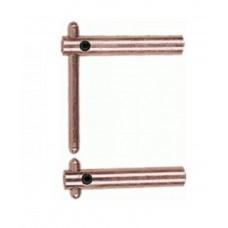 Blueweld Пара консолей с электродами, L=120 mm (стандарт)  803151