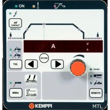 Kemppi Панель управления MTL MasterTig