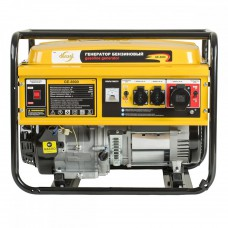 Бензиновый генератор DENZEL GE 8900