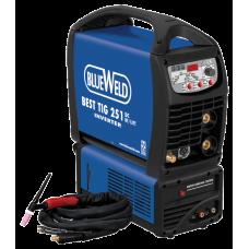 Blueweld Best TIG 251 DC HF/Lift VRD Aqua