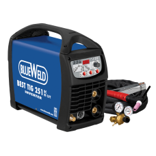 Blueweld Best Tig 251 DC HF/Lift VRD