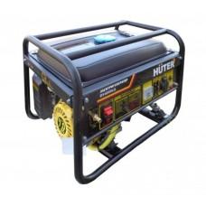 Мультитопливный генератор Huter DY4000LG