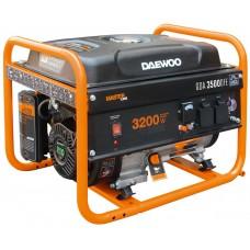 Мультитопливный генератор Daewoo GDA 3500 DFE