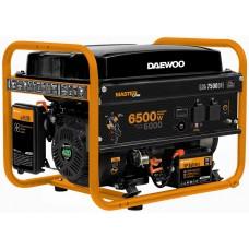 Мультитопливный генератор Daewoo GDA 7500 DFE