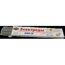 Электроды АНО-21 d=2,5 мм (1 кг)