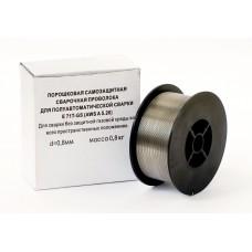 Проволока порошковая MIG E71T-GS d=0,8/1,0/1,2 мм (1 кг)