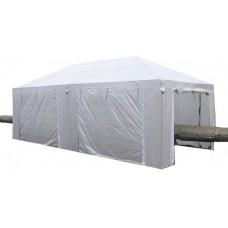 Tent Палатка сварщика 3х6 ( м ) ТАФ. Усиленный каркас труба 25мм.