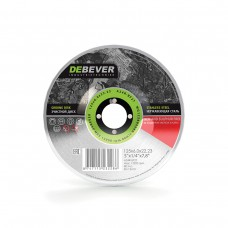 Отрезной диск по металлу 125x1.6x22,23 нерж.