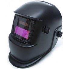 Маска сварщика с АСФ MEGA-350D черная