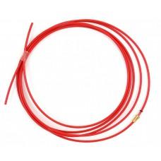 Tbi Канал 2,0-4,0мм 3,4м красный