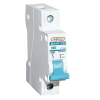 Автоматический выключатель 1P 4A ВА 47-29 Энергия