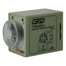 Pеле времени 220V AH3-1 (0 - 10 min) AC Энергия
