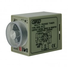 Pеле времени 220V AH3-NC (6s - 60 min) AC Энергия
