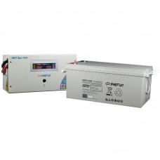 Комплект ИБП Инвертор Энергия ИБП Pro 1700 + Аккумулятор 200 АЧ