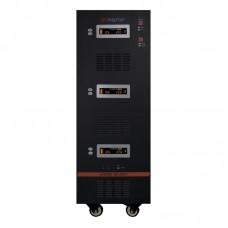 Стабилизатор напряжения Энергия Hybrid 100000 II поколение трехфазный