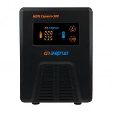 Инвертор Энергия ИБП Гарант 500 12В