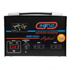 Стабилизатор напряжения Энергия HYBRID СНВТ 500/1