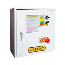 Gazvolt АВР на 2 ввода 3х фазный сетевой, 1но фазный ГУ, 18А