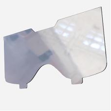 Внутренняя защитная поликарбонатная пластина для маски WeldCap (5 шт.)