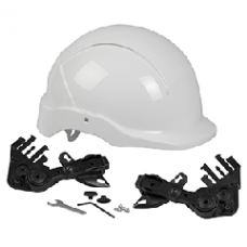 Адаптер промышленного шлема CONNECT PAPR для e640 черный неокрашенный