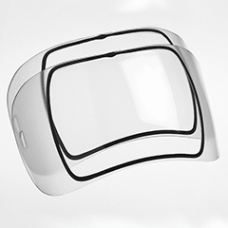 Внешние защитные линзы для шлемов e600