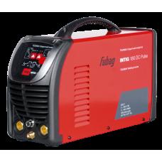 Fubag Инвертор сварочный INTIG 180 DC PULSE + горелка FB TIG 26 5P 4m (38459)