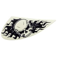 Боковые части «Skull white»