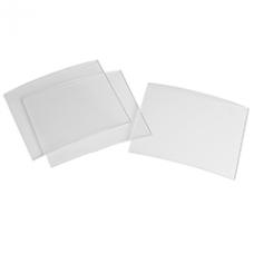 Внутренняя защитная поликарбонатная пластина для масок сварщика e640 размер 107 х 52 мм.(5 шт.)