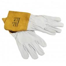 Tetu Перчатки аргонщика TIG с манжетой 10 размер Finland