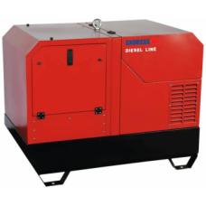 Endress ESE 1208 HS-GT/A ES Diesel Silent с блоком автоматики в комплекте