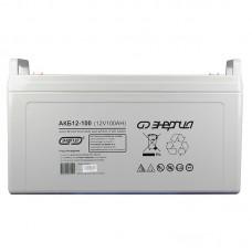 Аккумулятор Энергия АКБ 12-100