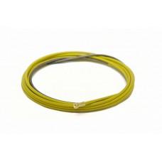 Aurora Канал стальной изолированный 1,2-1,6 желтый 3м