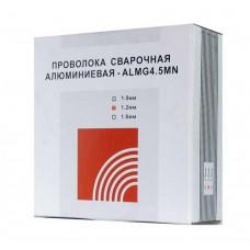 Aurora Сварочная проволока алюминиевая AlMg4.5 Mn d. 1.2мм 7кг D300