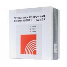 Aurora Сварочная проволока алюминиевая AlMg5 d.1мм 2кг D200